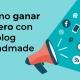 ¿Cómo ganar dinero con un blog handmade?