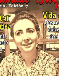 Entrevista a la Food Blogger Esther Marín G. – «Revista No. 17»