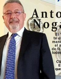Entrevista al Youtuber Antonio Nogales C. del canal 'Serendipity Antonio' – «Revista No. 41»