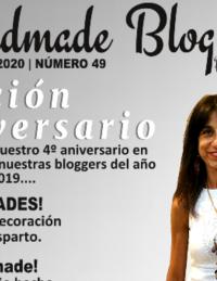 Triple entrevista a nuestras Bloggers del año 2017, 2018, 2019 (Especial aniversario) – «Revista No. 49»
