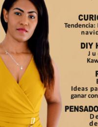 Entrevista a la Youtuber Margari Báez del canal 'Max Q Wapa' – «Revista No. 50»