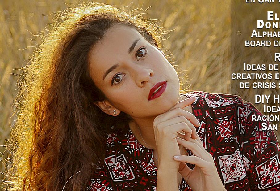 Entrevista a la Youtuber Beatriz Adriana de 'Adriana Arunima' – «Revista No. 53»