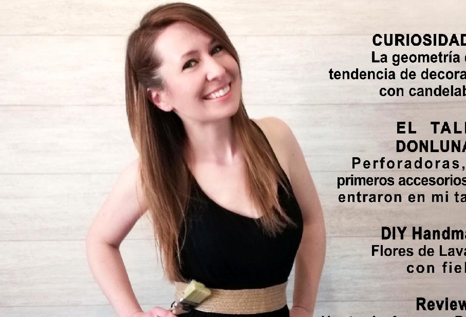 Entrevista a la blogger de diseño e interiorismo Verónica Baeza del blog 'Con otros ojos' – «Revista No. 55»